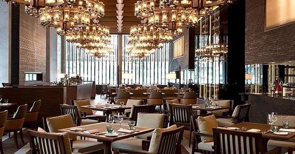 Metropolitan members dining