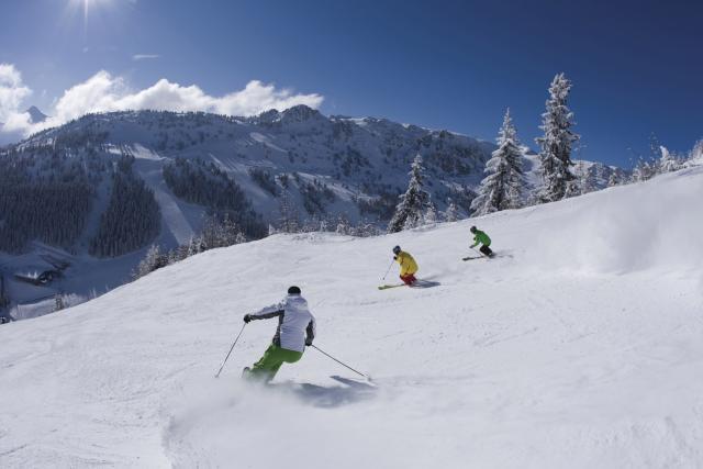 Ваши первые спуски – 12 лучших горнолыжных курортов для новичков 073fcd62434